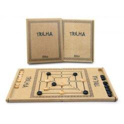 Jogo de Tabuleiro Trilha - Mitra